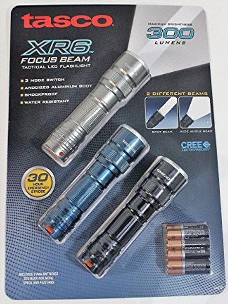 Linternas LED Tasco 3 un.