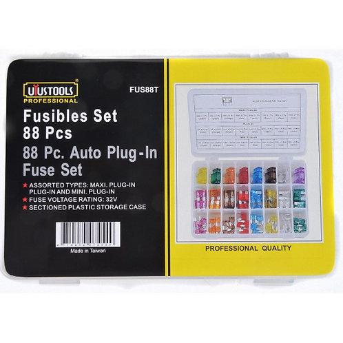 Set 88 fusibles Uyustools