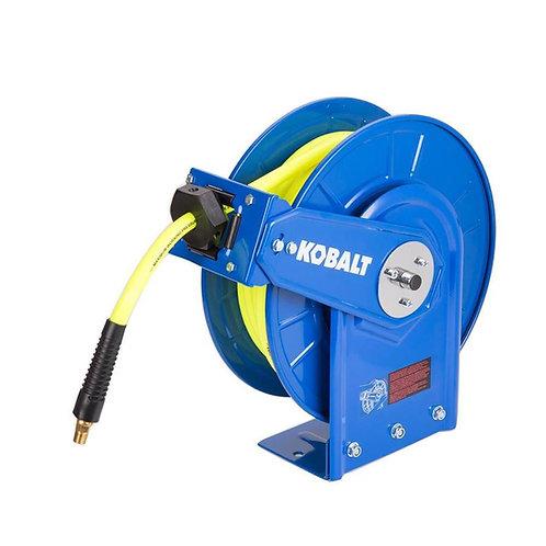 Manguera de aire con Carrete Auto Retractil Kobalt
