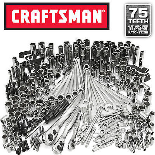 Set 311 PC Craftsman