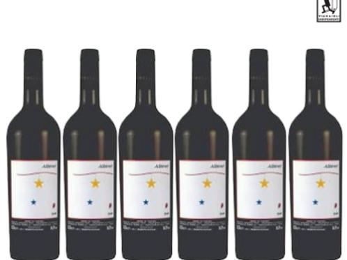 6 bottiglie - Toscana Rosso ALBIREO 2015 - Fattoria La Torre