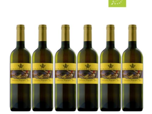 6 bottiglie - Toscana Bianco CADUCEO 2019 - Montemercurio