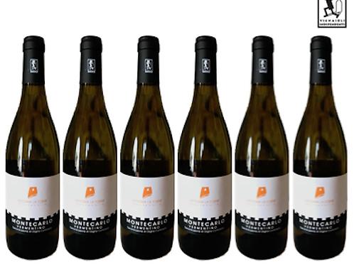 6 bottiglie - Montecarlo Vermentino 2019 - Fattoria La Torre