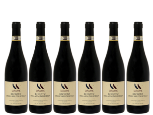 6 bottiglie Recioto della Valpolicella Classico LE TRAVERSAGNE 2016 - L