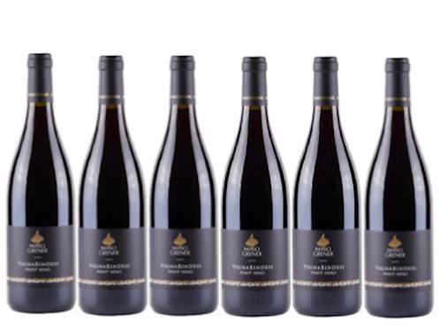 6 bottiglie - Trentino Pinot Nero VIGNA BINDESI 2017 - Maso Grener