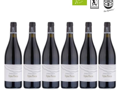 6 bottiglie - Toscana Rosso VIGNA PIEZZA 2018 - Podere Concori
