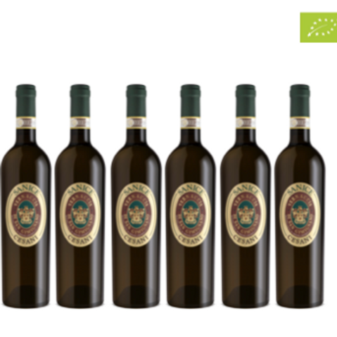 6 bottiglie - Toscana Rosso LUENZO 2013 - Cesani