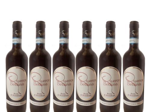 """6 bottiglie di Rosso di Montalcino """"Santadonna"""" 2018  - Querce Bettina"""