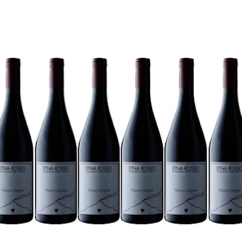 6 bottiglie - Etna Rosso 2018 - Federico Graziani