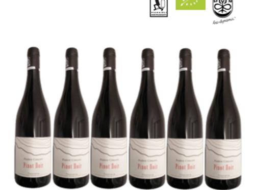 6 bottiglie - Toscana Rosso PINOT NOIR 2018 - Podere Concori