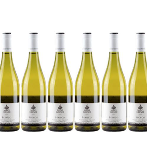 6 bottiglie - Vigneti delle Dolomiti Bianco 2018 - Maso Grener