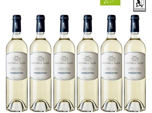 6 bottiglie - Colline Lucchesi Vermentino SOTTO VILLA 2020 - Fattoria Sardi