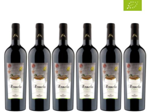 6 bottiglie - Vino bianco ALZAVOLA 2020 - Menicucci