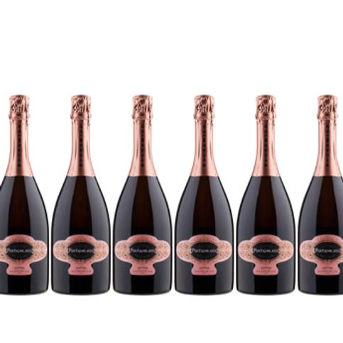 6 bottiglie - Vino Spumante Brut Rosé PARTICOLARE - Tenuta del Buonamico