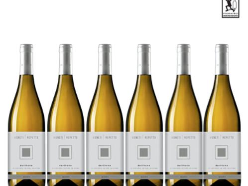 6 bottiglie - Colli Tortonesi Derthona Timorasso QUADRO 2016 - Vigneti Repetto