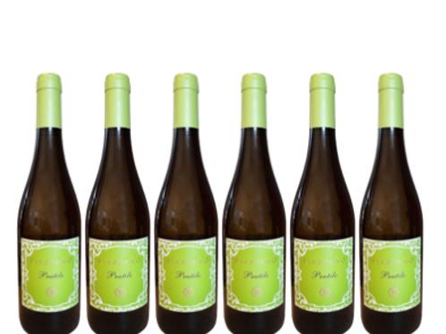 6 bottiglie - Bianco Toscano PRATILE 2018 - Fattoria di Piazzano