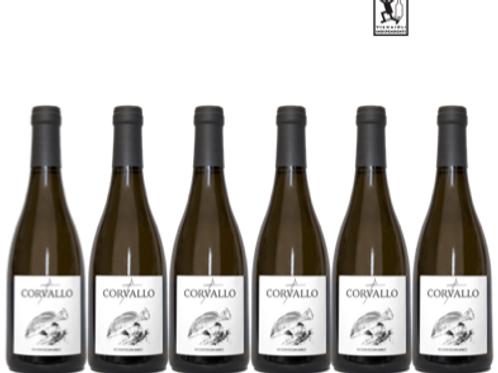 6 bottiglie - Costa Toscana Bianco CORVALLO 2020 - Poggio al Grillo