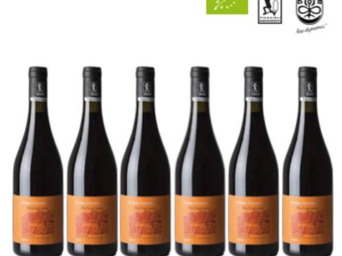 6 bottiglie - Toscana Rosso MELOGRANO 2018 - Podere Concori
