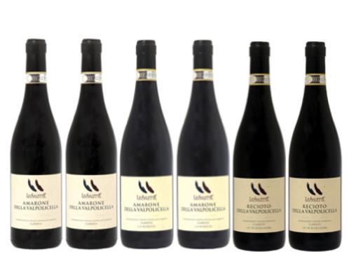 """6 bottiglie - Cassa mista Le Salette:""""La Valpolicella"""""""