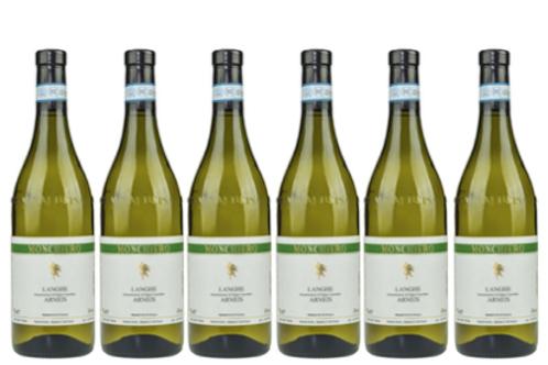 6 bottiglie - Langhe Arneis 2020 - Monchiero