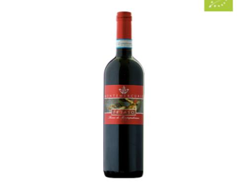 Rosso di Montepulciano PETASO 2018 - Montemercurio