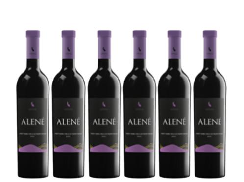 6 bottiglie - Pinot Nero dell'Oltrepò Pavese ALENE' 2018 - Lefiole