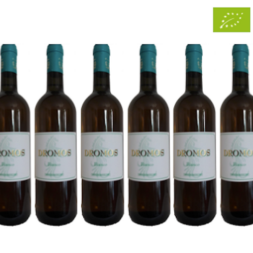 6 bottiglie - Bianco DROMOS 2019 - Maria Baccellieri