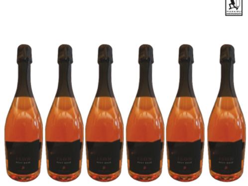 6 bottiglie - Vino Spumante Rosé ISON - Fattoria La Torre