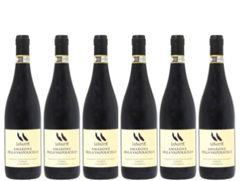6 bottiglie -  Amarone della Valpolicella Classico LA MAREGA 2015 - Le Salette