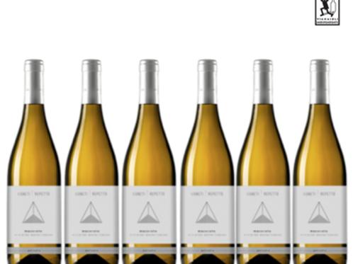 6 bottiglie - Vino Bianco Macerato POLIEDRO 2018 - Vigneti Repetto