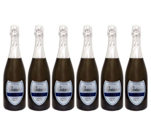 6 bottiglie -  Franciacorta Saten Millesimato 2014 - Azienda Agricola Fabio Peli