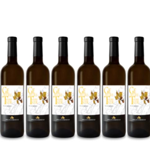 6 bottiglie - Trentino Gewürztraminer PIETRAMONTIS 2018 - Villa Corniole
