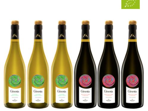 """6 bottiglie - Cassa mista Menicucci:""""I profumi d'Abruzzo"""""""