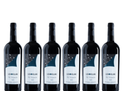 6 bottiglie - Bolgheri Superiore RE VIGNON 2018 - Le Novelire