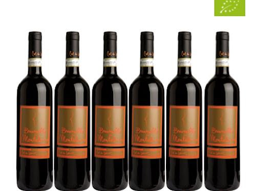 6 bottiglie - Brunello di Montalcino 2015 - Col di Lamo