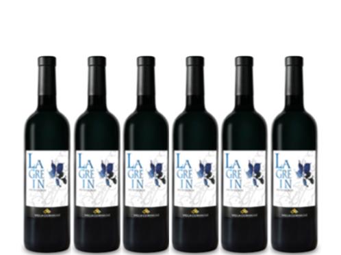 6 bottiglie - Trentino Lagrein PIETRAMONTIS 2018 - Villa Corniole