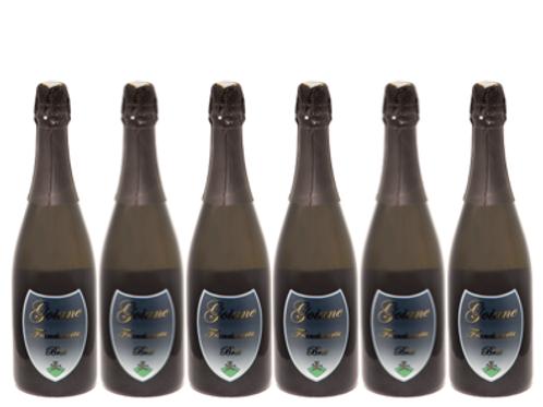 6 bottiglie - Franciacorta Brut - Azienda Agricola Fabio Peli