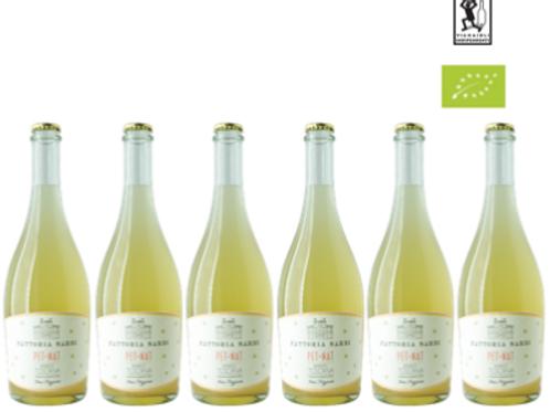 "6 bottiglie -  Toscana Bianco Frizzante ""Pet-Nat"" 2020 - Fattoria Sardi"
