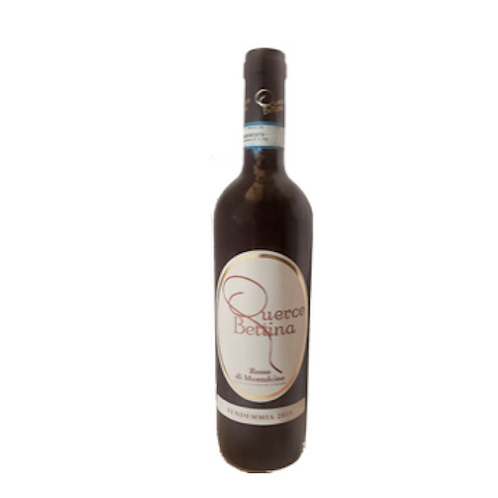"Rosso di Montalcino ""Santadonna"" 2018 - Querce Bettina"