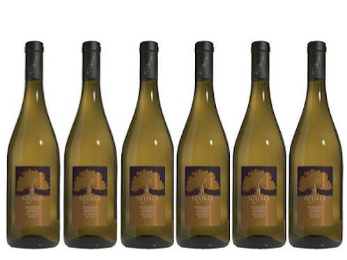 6 bottiglie - Friuli Colli Orientali Bianco POMÉDES 2017 - Scubla
