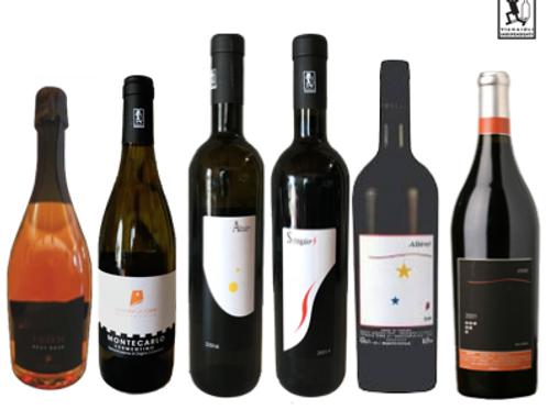 """6 bottiglie - Cassa mista Fattoria La Torre: """"LA TRADIZIONE  DI MONTECA"""