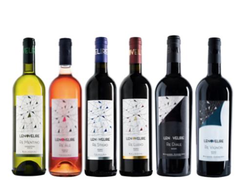 """6 bottiglie - Cassa Le Novelire:""""LE TRADIZIONI DI BOLGHERI"""""""