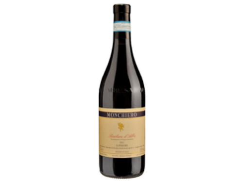 Barbera d'Alba Superiore 2018 - Monchiero