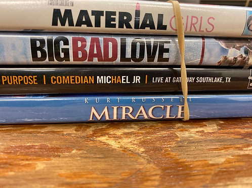 DVD- Material Girls, Miracle