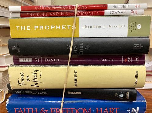 Religion - Daniel, The Prophets, Bible