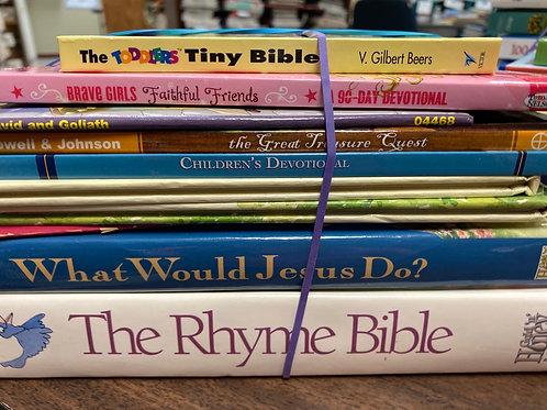 Religion - Bible, devotional, David & Goliath