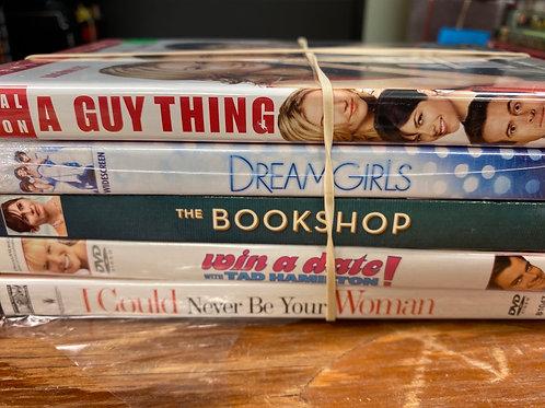 DVD- A Guy Thing, DreamGirls, The Bookshop