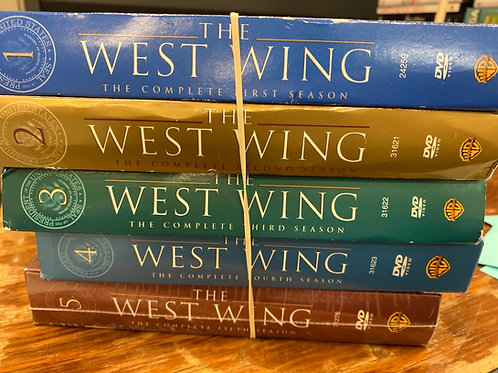 DVD - The West Wing Seasons 1-5