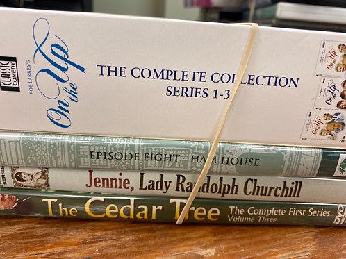 DVD- On The Top box set, The Cedar Tree