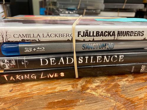 DVD- Dead Silence, Taking Lives